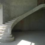 Лестница на титеве. г.Бердск. БДО