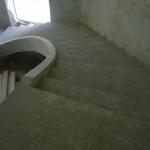 Лестница на титеве. г.Бердск.БДО
