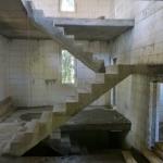 П- образная лестница. п.Восход.