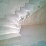 Бетонная лестница. Красный проспект.