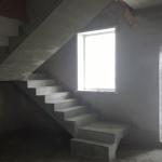 Бетонная лестница.Советский район. Академгородок. СНТ Горки