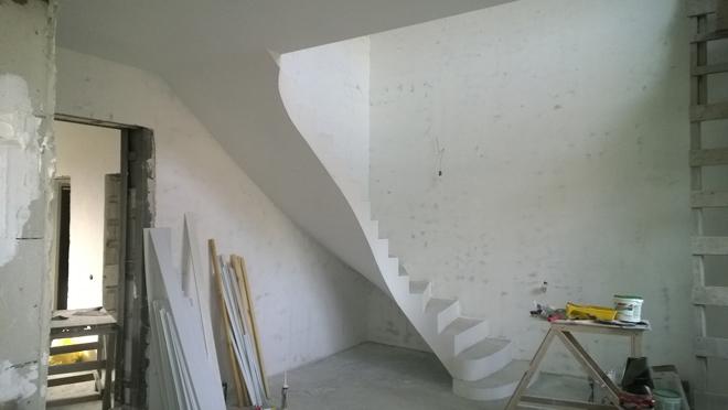 Бетонные лестницы от ЛЕСТСИБ